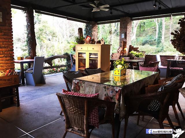 IMG 2532 - 【新竹旅遊】六號花園 景觀餐廳 | 隱藏在新竹尖石鄉的森林秘境,在歐風建築裡的別墅享受芬多精下午茶~