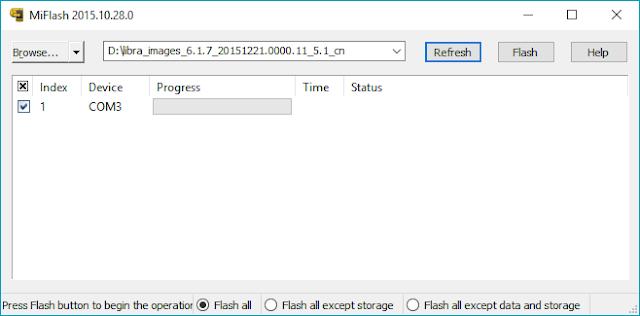 Cara Unlock Bootloader Mi 4C Tanpa Menunggu Verifikasi