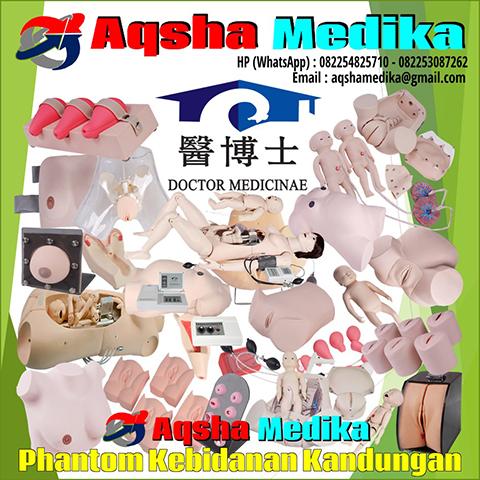 Brosur dan Harga Phantom Doctor Medicinae 2017 | Aqsha Medika Group