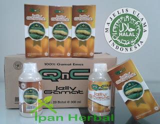 Testimoni QnC Jelly Gamat Untuk Obat Luka Diabetes