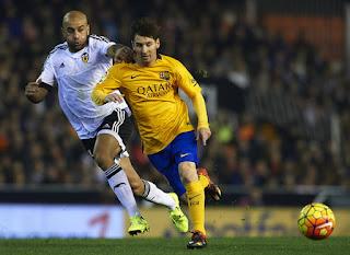 best pictures of messi la liga 2015/2016 December