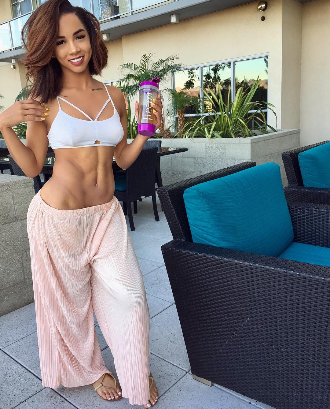 Gatas do Instagram #2: Brittany Renner