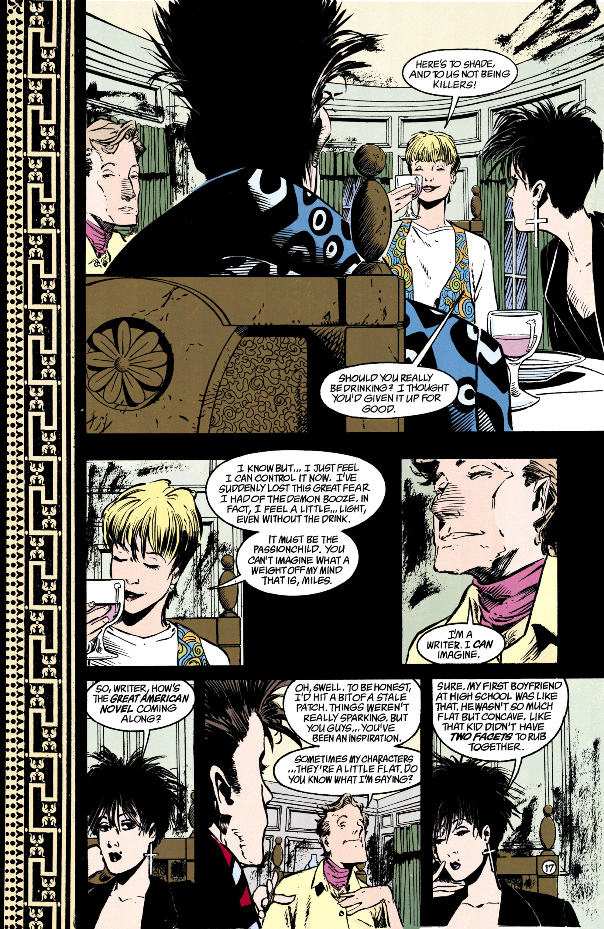 Read online Shade, the Changing Man comic -  Issue #38 - 18
