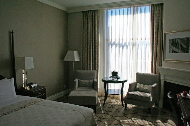 Room 705, Magnolia Hotel, Victoria BC