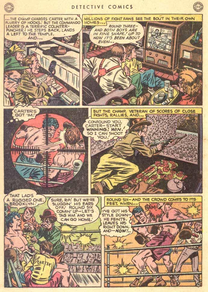 Read online Detective Comics (1937) comic -  Issue #147 - 45