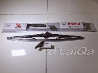 "wiper blade merk Bosch EcoPlus 16"""