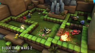 Block Tank Wars 2 Android Apk