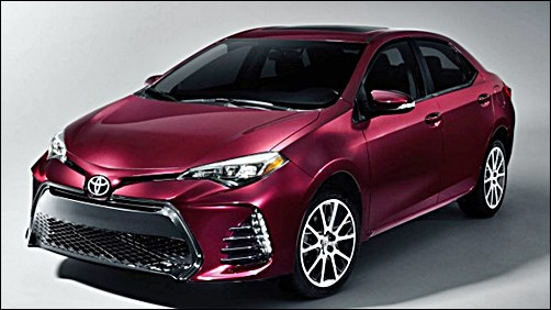 2017 Toyota Corolla Price and Release Date