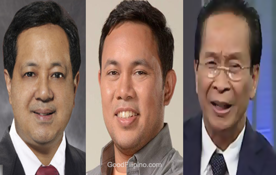 President Duterte appointed '3 heads with potential conflicts of interest' by WILLY