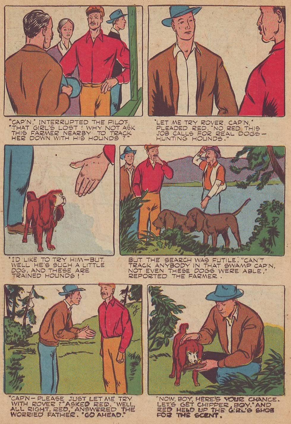 Read online Animal Comics comic -  Issue #23 - 32
