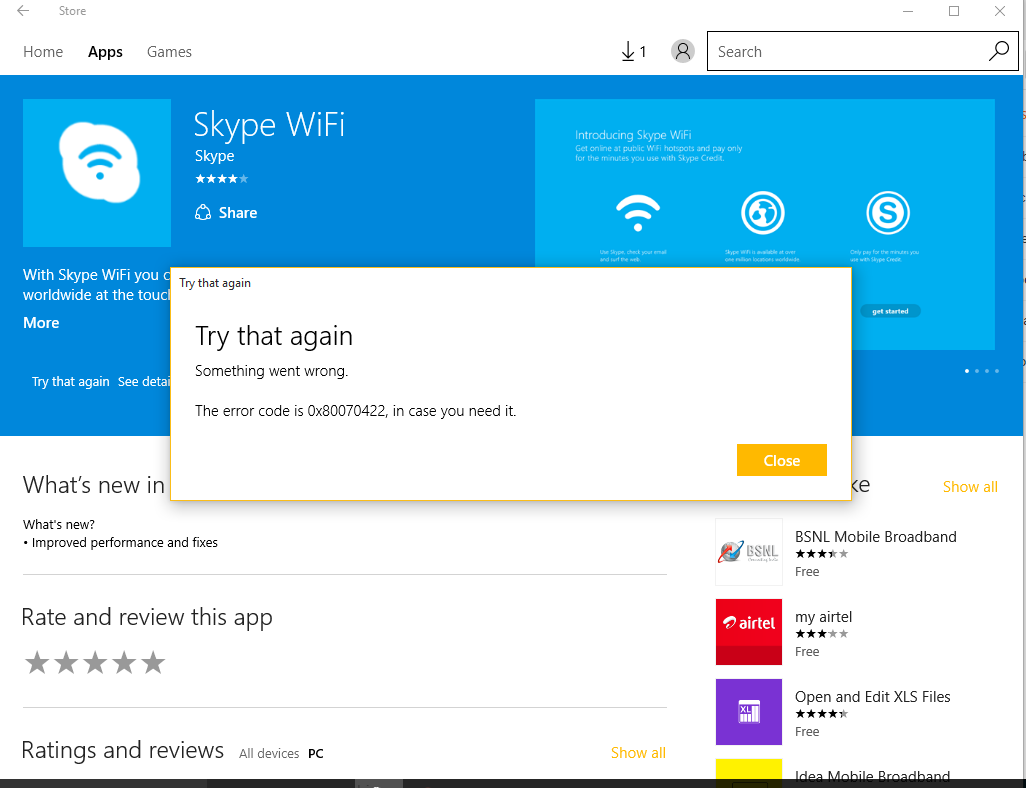 Fix Windows 10 App Store Error 0 80240438 – Wonderful Image