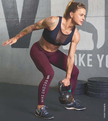 How Christmas Abbott lived a drug-filled life before becoming a fitness icon
