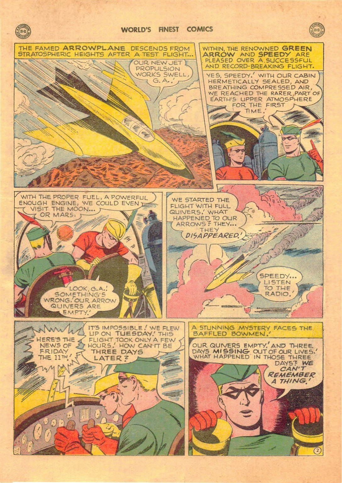 Read online World's Finest Comics comic -  Issue #42 - 18