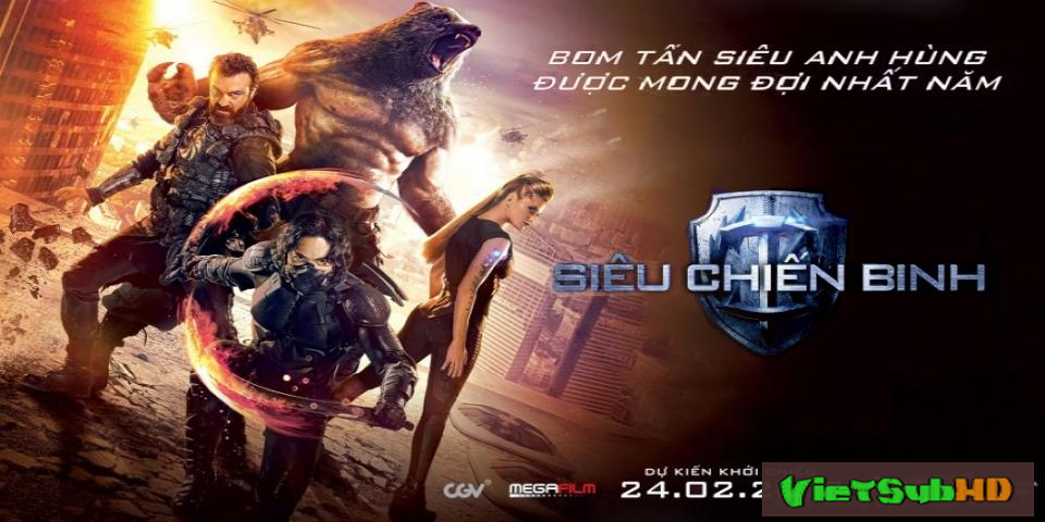 Phim Siêu Chiến Binh VietSub HD   Guardians (zashchitniki) 2017