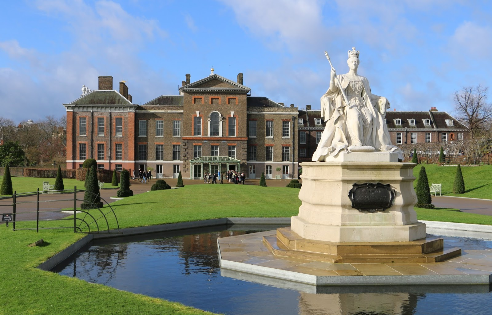 Awesome Kensington Palace