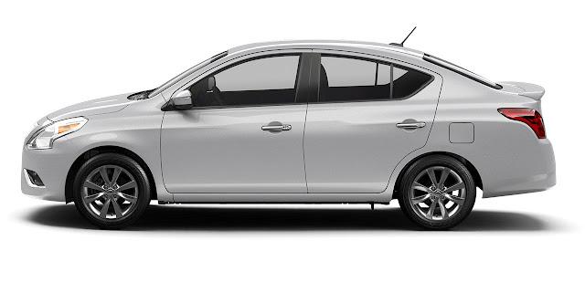 Nissan Versa s 2017