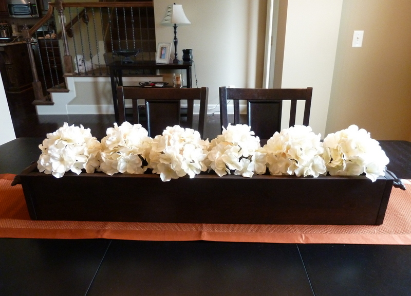 cookin 39 cowgirl diy homemade centerpiece. Black Bedroom Furniture Sets. Home Design Ideas