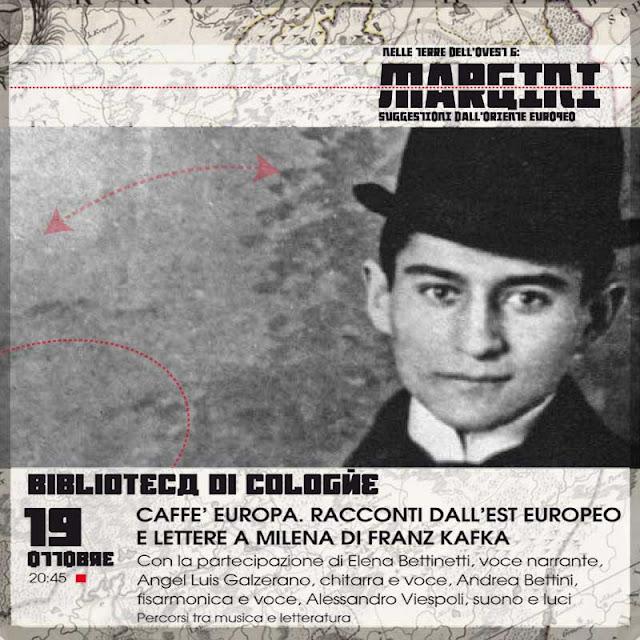 Caffè Europa. Racconti dall'Est europeo e Lettere a Milena di Franz Kafka