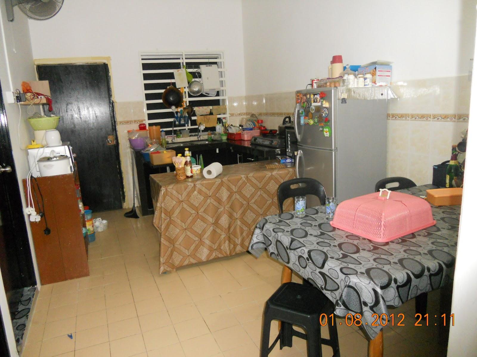 Susunatur Baru Angah Alifah S Anatomy Ww 12 Dapur Impian Perdana Telah Diubahsuai