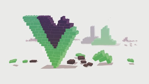 The VUE JS 2 Awesome™ Course - Make a Real-World Web App