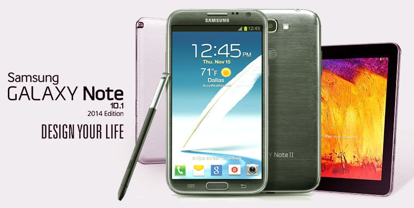 Stock Firmware Official Samsung Galaxy Note2 All in One