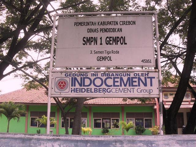 Sejarah SMP N 1 Gempol Kab Cirebon