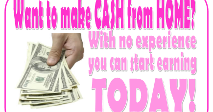 Change you Life TODAY, start your very own Home-Based Business!