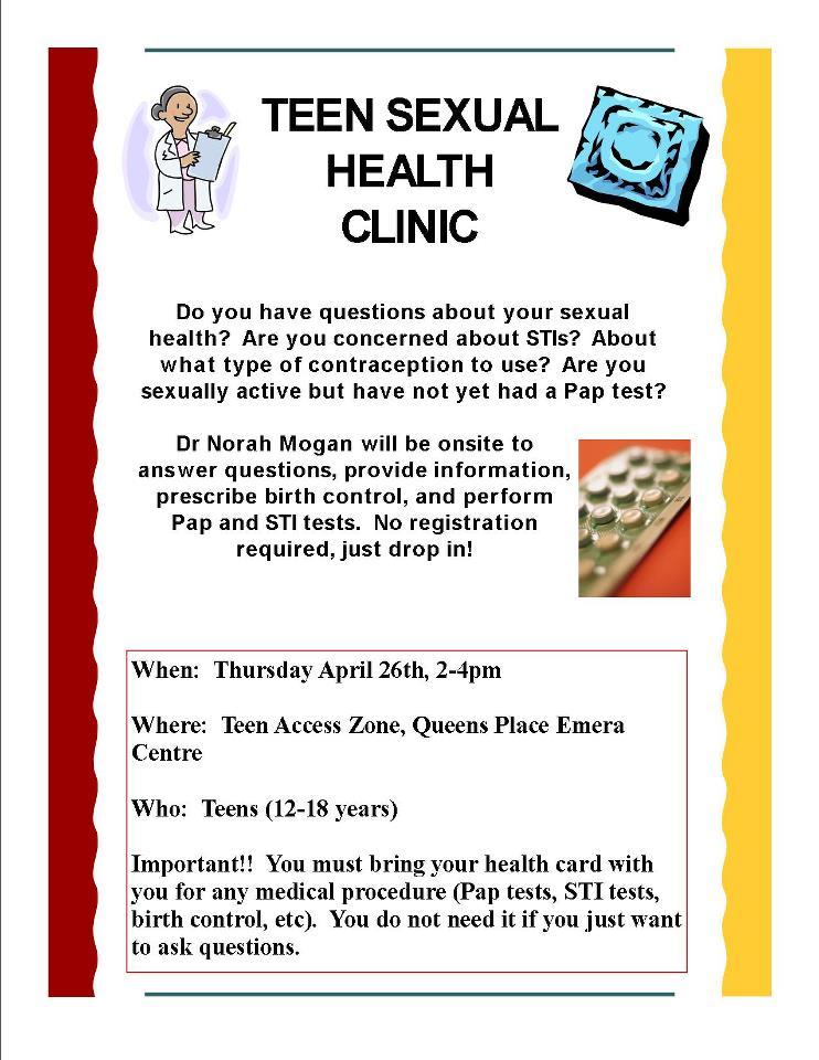 Teen Sexual Health Clinic 23