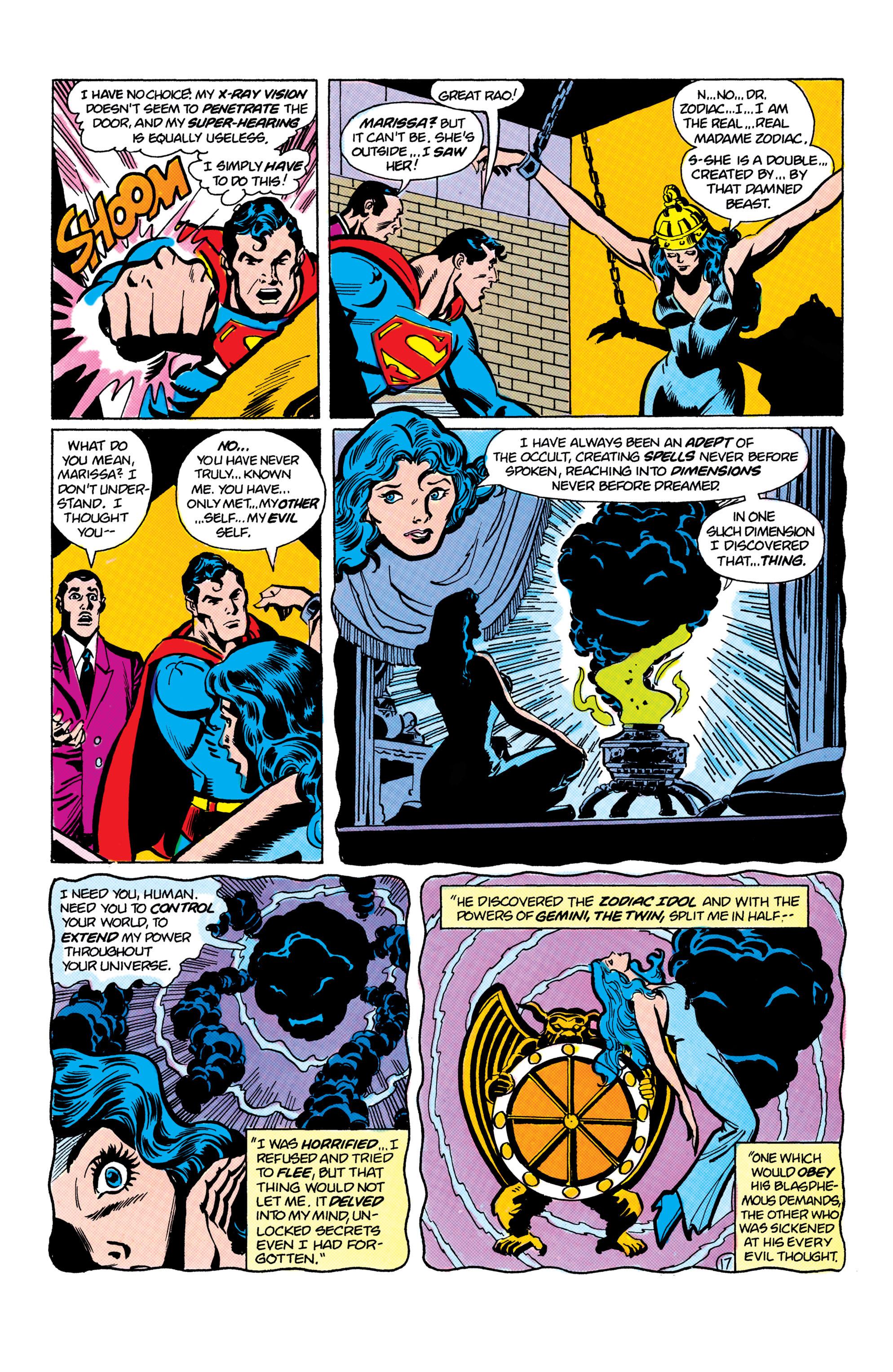 Read online World's Finest Comics comic -  Issue #288 - 18