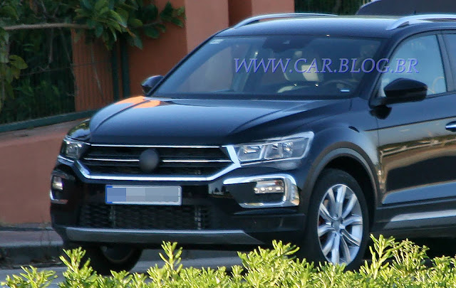 Volkswagen T-ROC - SUV concorrente do HR-V