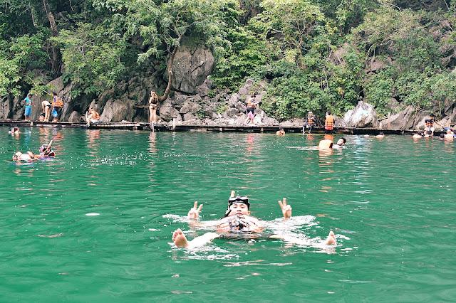 Kayangan Freshwater Lake