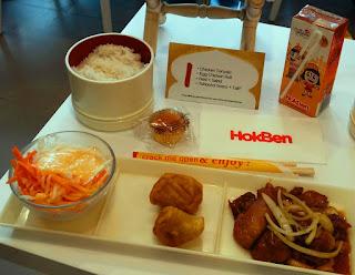 Bento Ramadan 1 jadi menu baru dari HokBen
