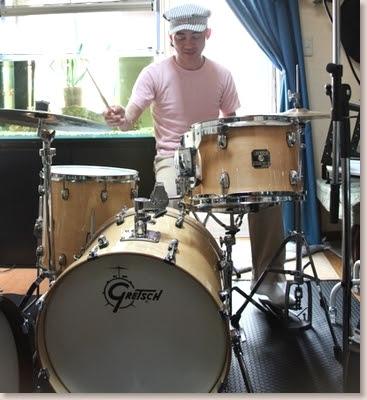 ドラム チューニング