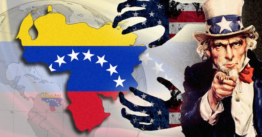 Resultado de imagen para asedio contra venezuela