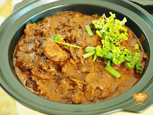 Daging Masak Kerutup (Terengganu) -  The Venue Shah Alam Ramadhan 2018 Buffet Selangor