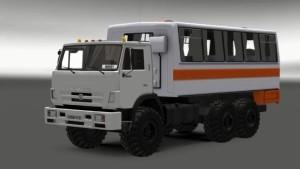 Kamaz Pack trucks pack