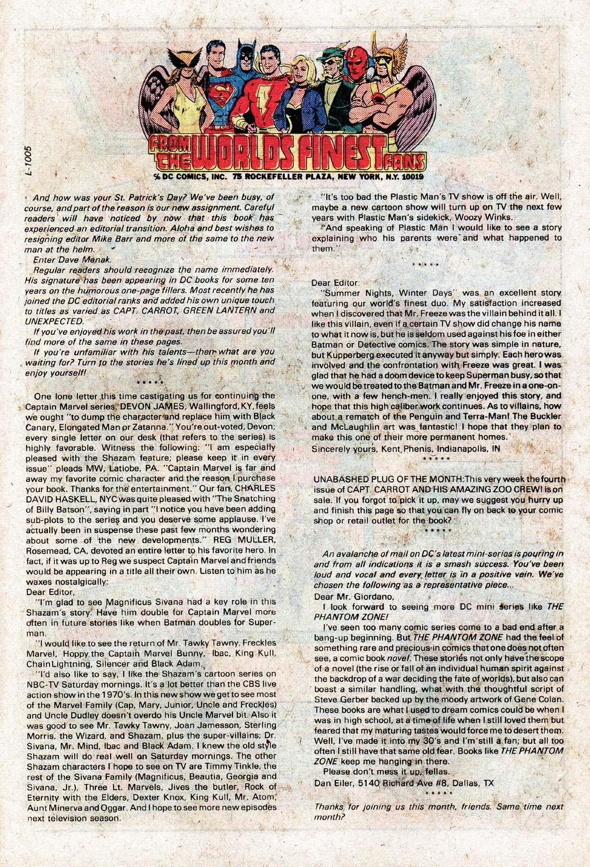 Read online World's Finest Comics comic -  Issue #280 - 35