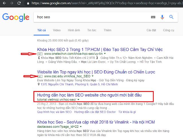 4 Bước SEO Bài Viết Lên Top Google