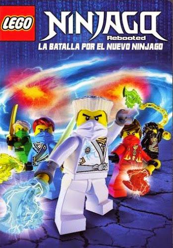 Lego Ninjago La Batalla Por El Nuevo Ninjago DVDRip Latino