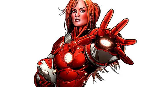 Pepper Potts (Iron Woman)   Marvel Amino
