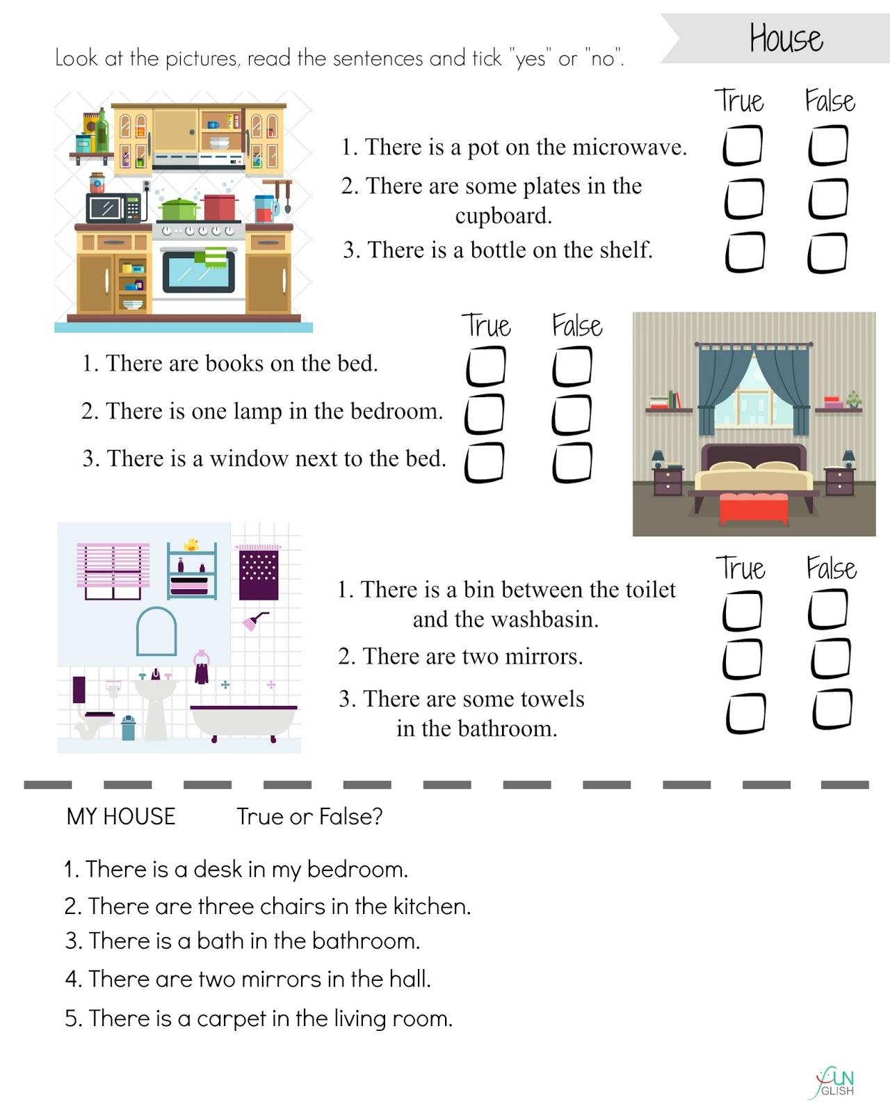 Funglish House Pack