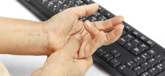 obat tradisional jari tangan kaku