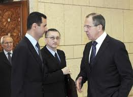 FOURTH POST - OCTOBER 28, 2012 - GENEVA PAPER IS A MEMORY; RUSSIAN FOREIGN POLICY ON SYRIA PUZZLING 1