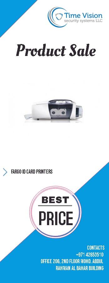 Fargo Persona C30E id card printers in dubai
