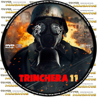 GALLETA TRINCHERA 11 - TRENCH 11 - 2017