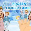 Finger Family Frozen