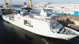Kapal Bantu Rumah Sakit (BRS)