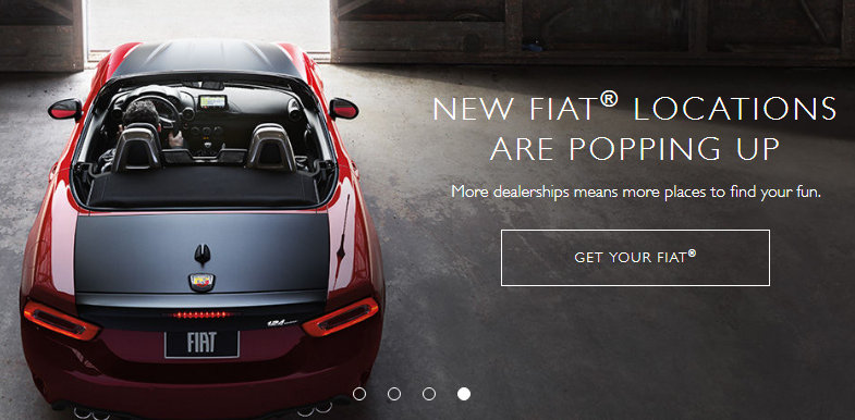 New Fiat Dealers Popping Up Fiat USA - Fiat dealers