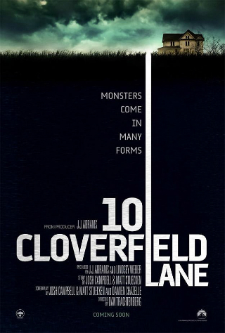10 Cloverfield Lane [2016] [DVDR] [NTSC] [Latino]