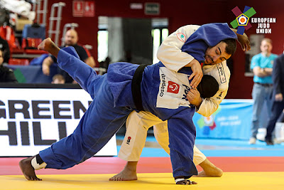 Judo Angel Parra